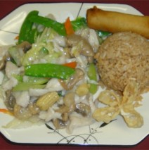 Moo Goo Gai Pan