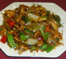 *Sichuan Chicken