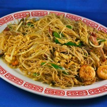 *Singapore Rice Noodles