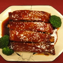 Chen's Style Ribs or Pork Slices